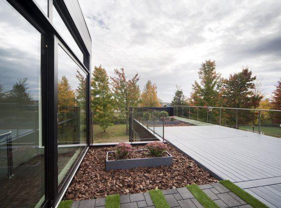 Maison neuve - Série Pur, modèle Pur-Z Дома Pinterest - combien coute une maison en autoconstruction