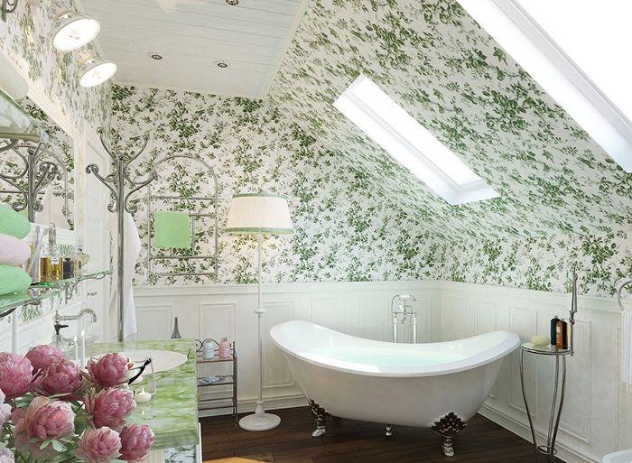 Bagno Ikea Planner : Il bagno in stile provenzale: 15 splendide idee per ispirarvi