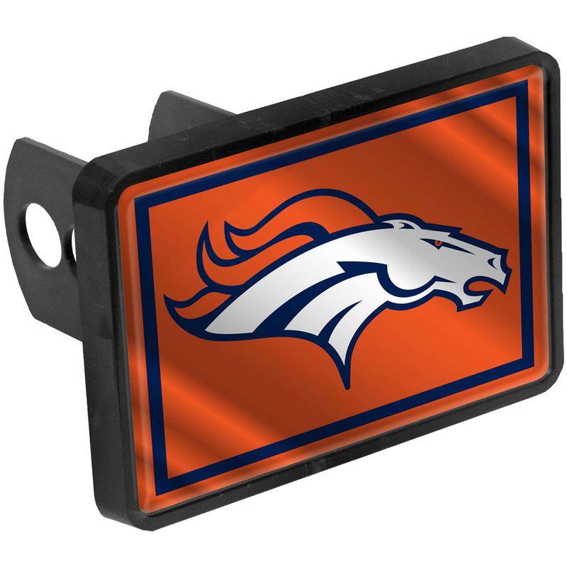 c483144bd1305 Denver Broncos Logo Universal Hitch Cover | Products | Denver ...