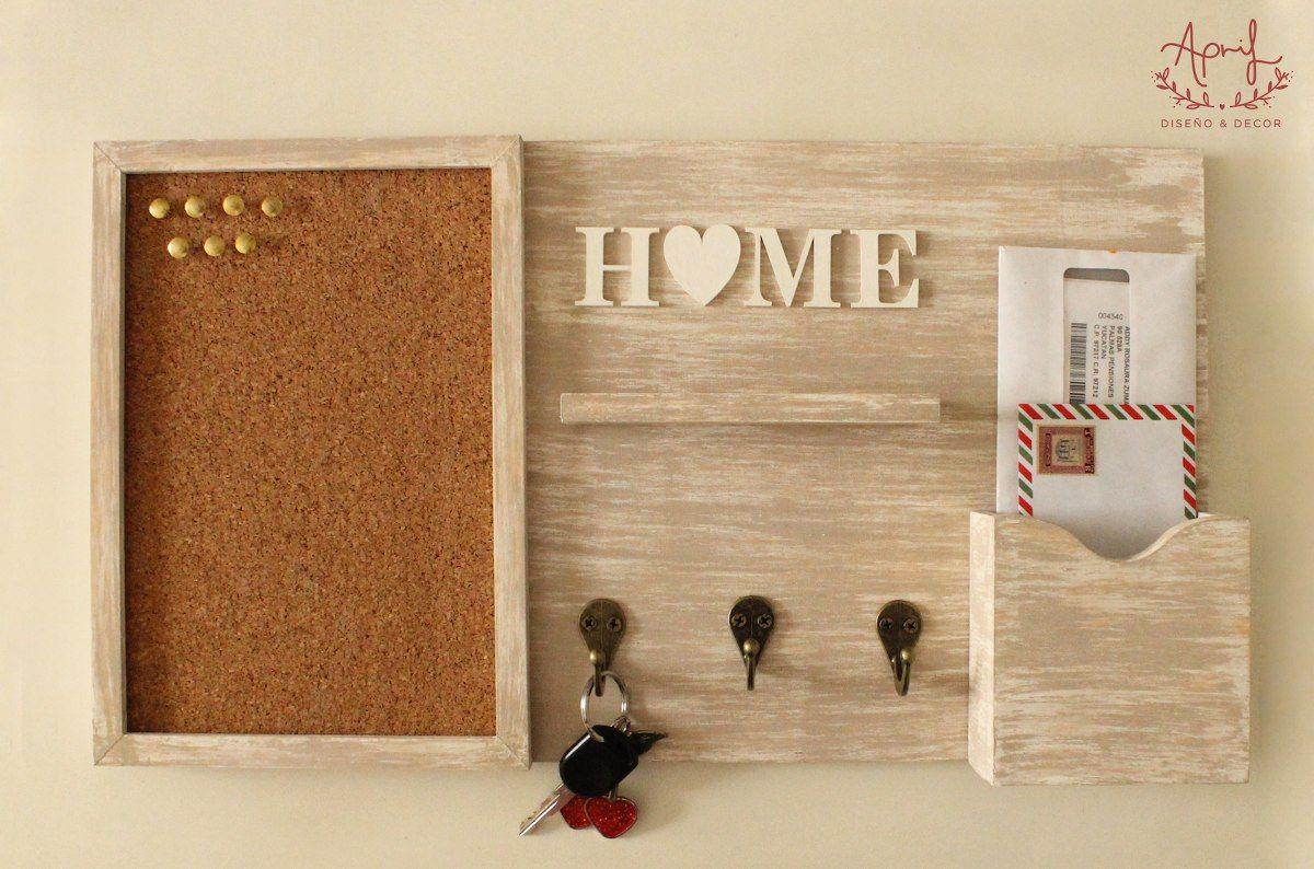 Casitas de madera porta llaves buscar con google mi for Casitas de madera