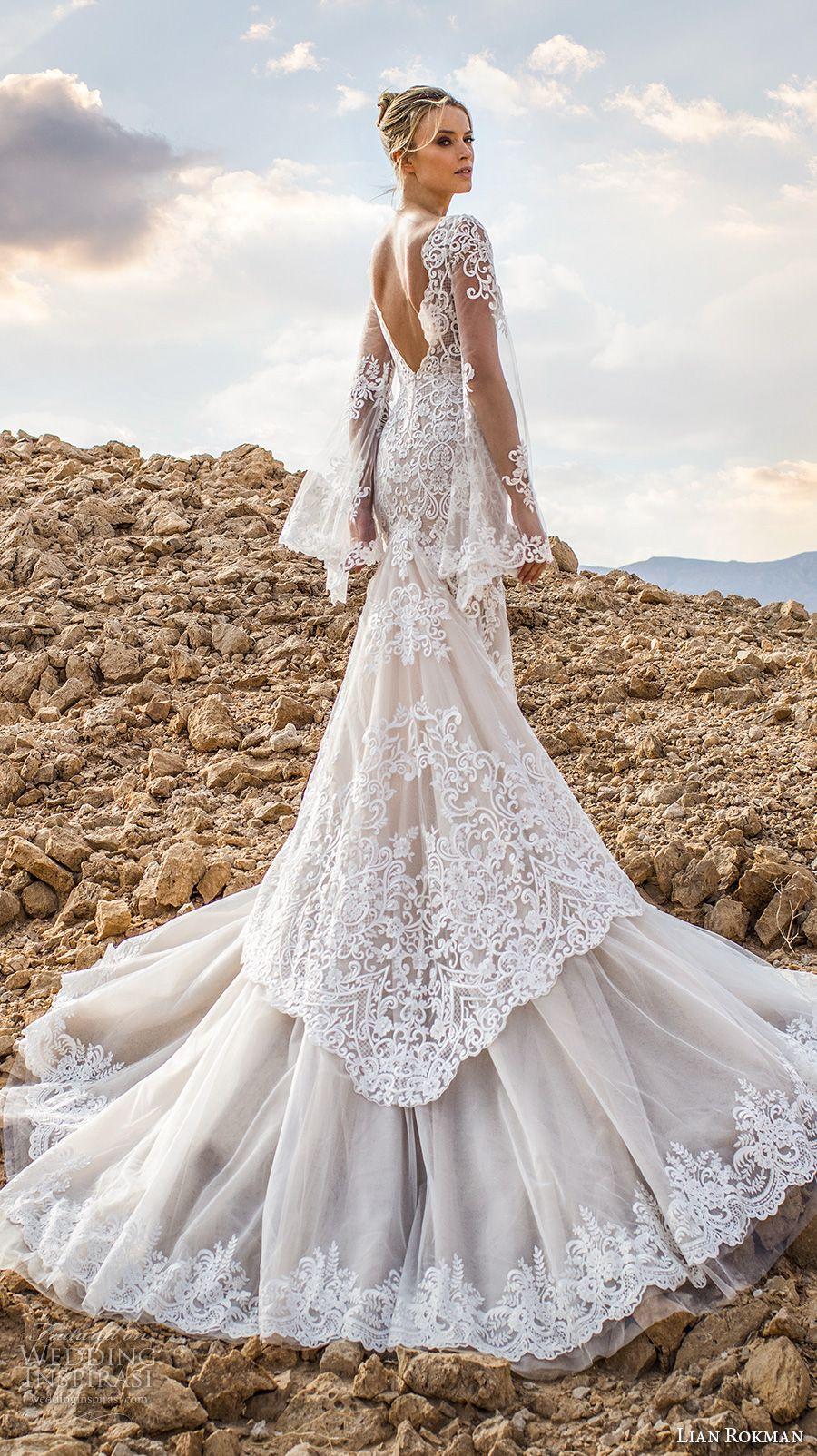 Lian Rokman 2017 Wedding Dresses Like A Stone Bridal