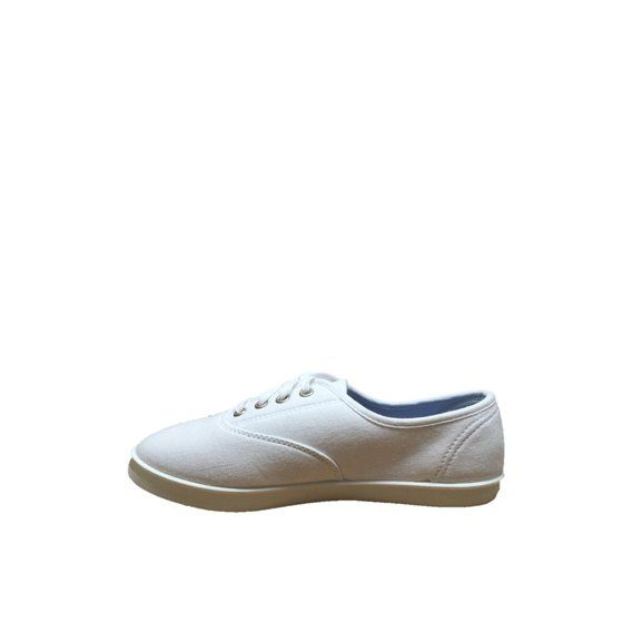 d7e0690fbc0d Time and Tru - Time and Tru Women s Medium and Wide Width Casual Lace Up  Shoe - Walmart.com