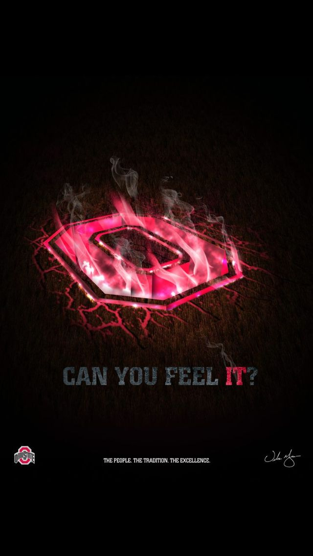 Can you feel it?   -   The Ohio State University
