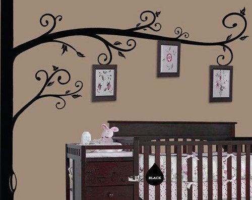 family tree photo wall decal frame Tree branch Frames rees leaf ...