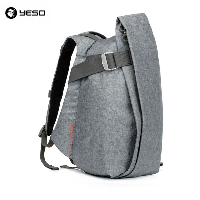 b75a95ead9 Check lastest price YESO Stylish Vintage Nylon Mens Fashion Laptop Backpack  Famous Design Casual Travel Unisex Double Shoulder Bag Backpacking Bags  just ...