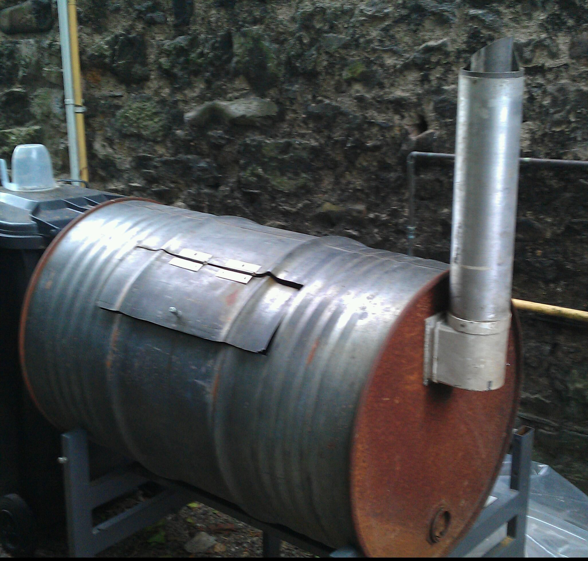A Smoker Is An Outdoor Cooking Liance That Can Maintain Low Temperatures For Extended Periods