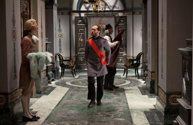 Anna Karenina 2012 Jude Law Katie Spencer Set Design
