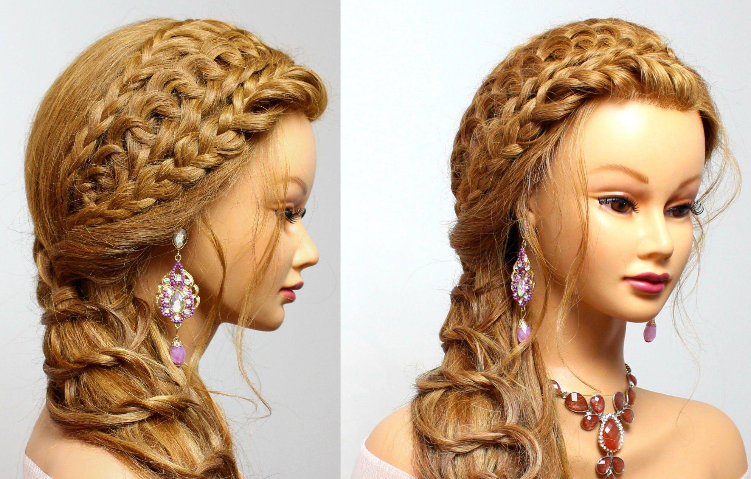 Girl Ke Liye Hairstyle Di 2020 Gaya Rambut Rambut Model