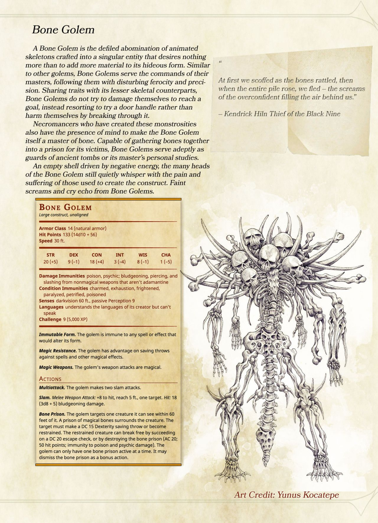 DnD 5e Homebrew — Monsters by Stonestrix | dnd druid in 2019