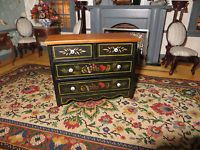 Hillhouse painted chest