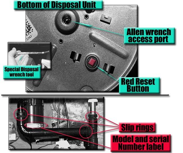 How To Repair A Garbage Disposal Vibration Leak