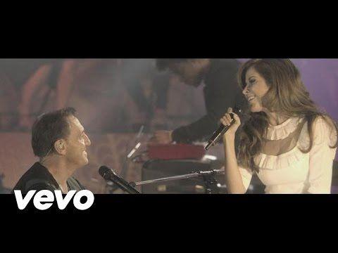 Franco De Vita Te Pienso Sin Querer Ft Gloria Trevi Gloria Trevi Music Videos Vevo Spanish Music