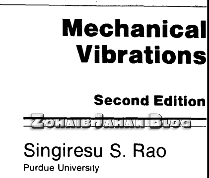 Free download mechanical vibrations by singresu rao 5th edition free download mechanical vibrations by singresu rao 5th edition pdf with solution manuals there are the fandeluxe Choice Image