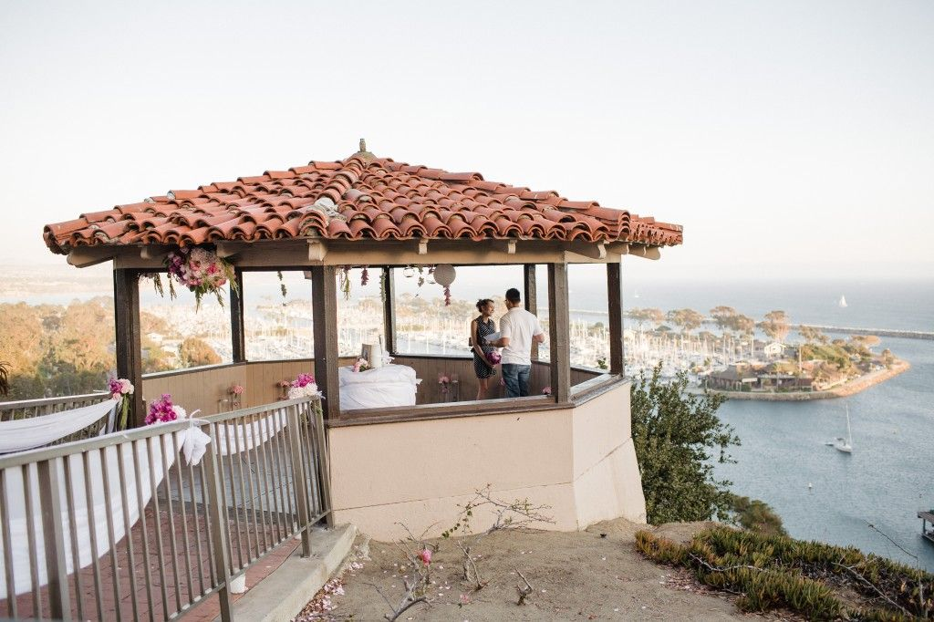 Dana Point Beach Proposal By The Yes S