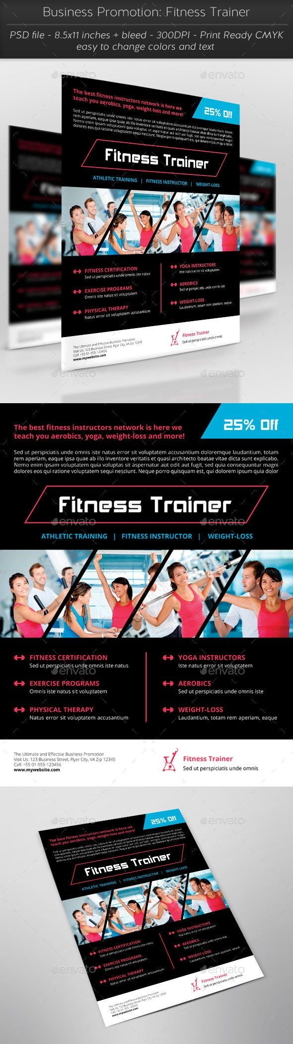 Business Promotion: Fitness Trainer #AD #Promotion, #sponsored, #Business, #Trainer, #Fitness