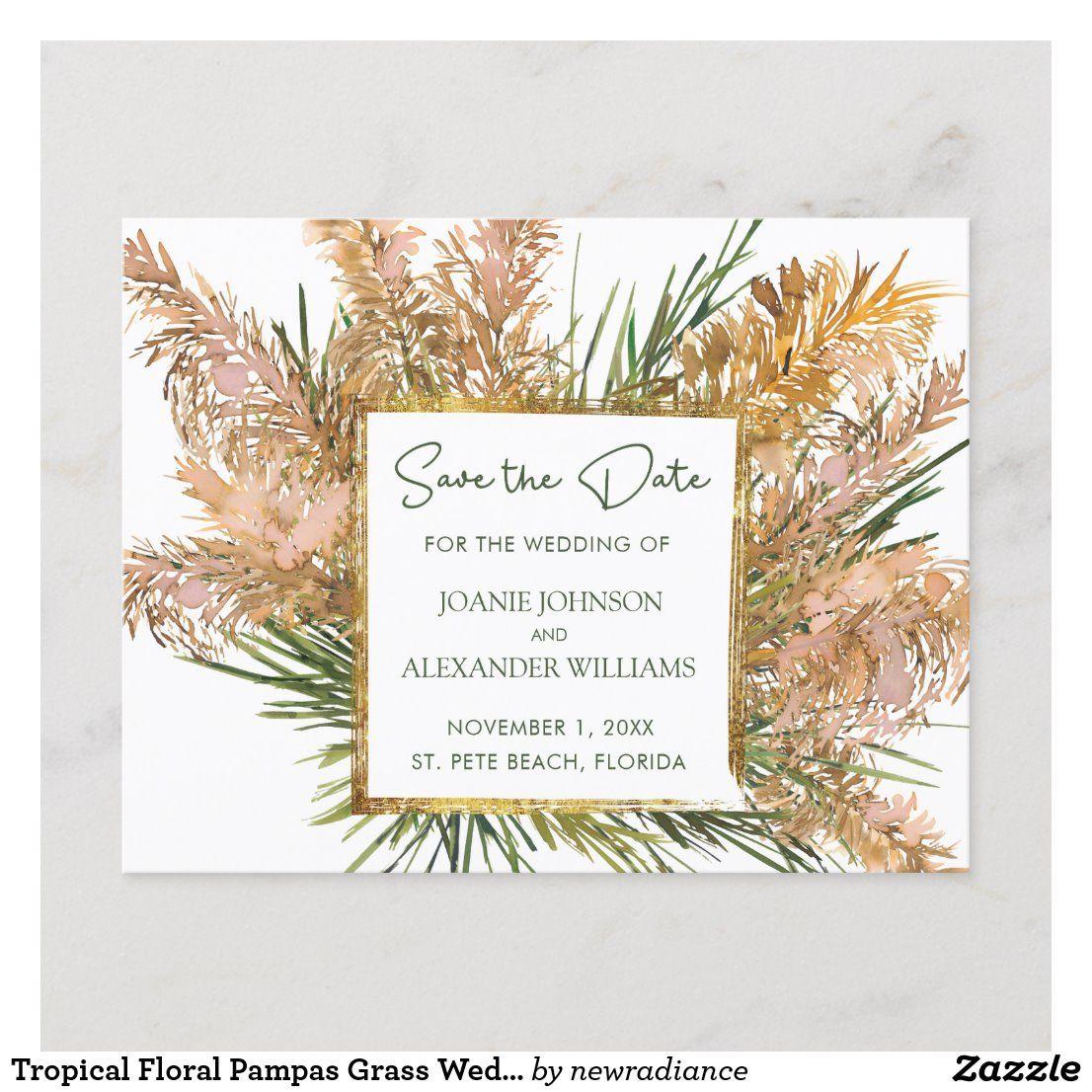 17++ Pampas grass wedding invitation ideas in 2021