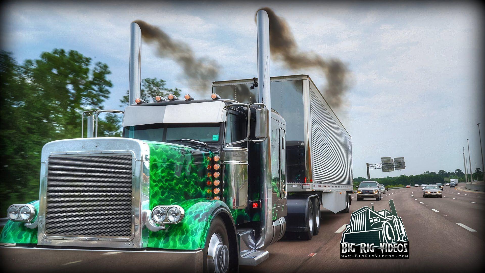 Dickinson truckin rolling cb interview