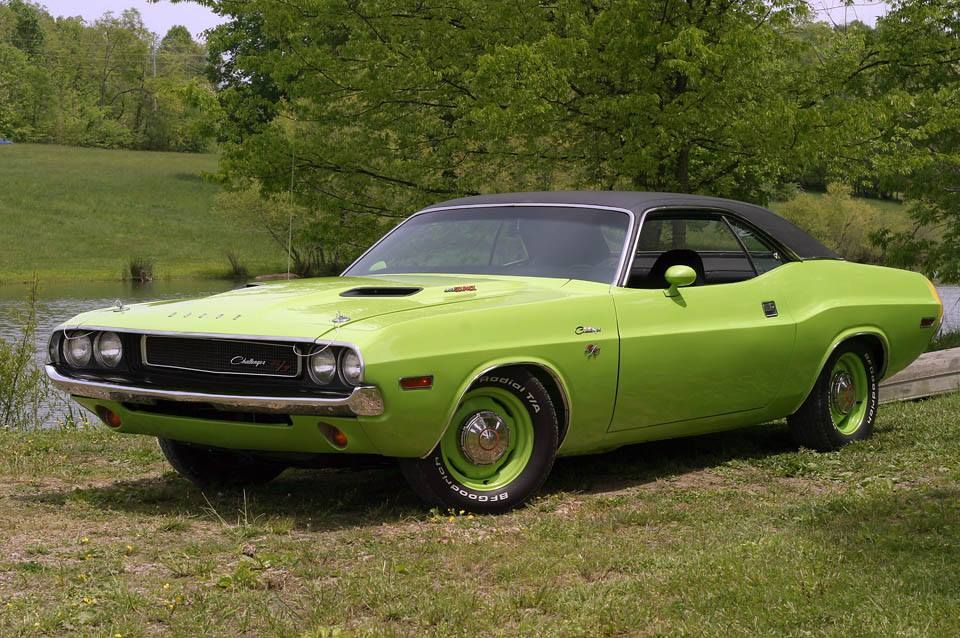 1970 Dodge Challenger R T 440 Cars Usa Dodge Challenger Classic Cars