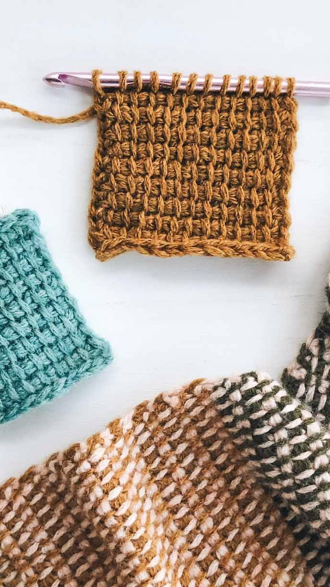 Photo of Intro to Tunisian Crochet – for compete beginners!