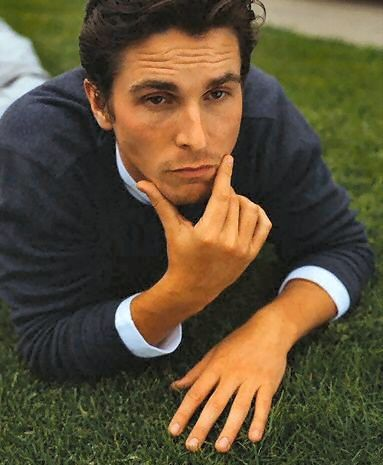 Christian Bale...what a hottie