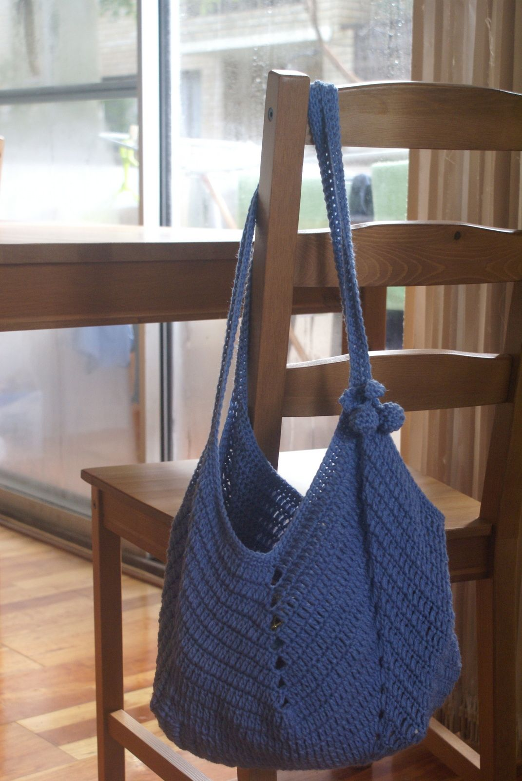 Solid Granny Square Botton Bag from Bobwilson123, also video ...