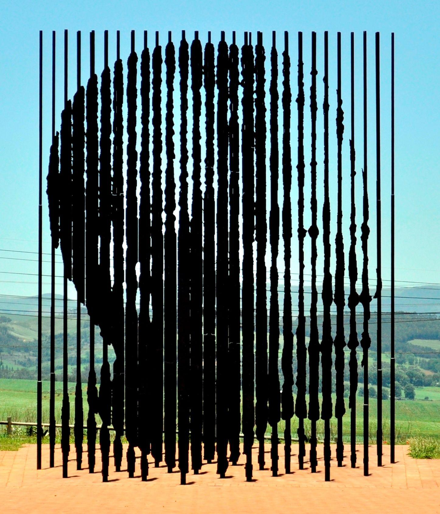 Nelson Mandela Capture Site by Marco Cianfanelli