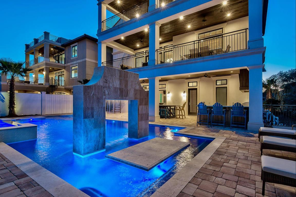 55 Sunfish Street Destin Fl 32541 Mls 749277 Scenic Sotheby S International Realty Florida Homes For Sale Mansions Luxury Luxury Pool