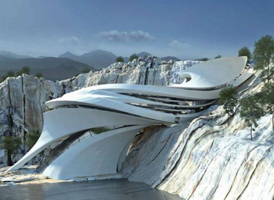 25 Amazing Futuristic Architecture That Will Inspire you #architecture