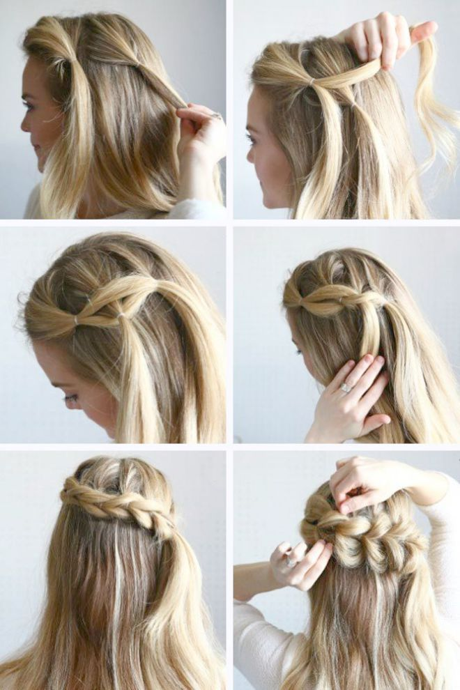 Merrylight Fashion Women Girls Hair Braids Braided Hair ...