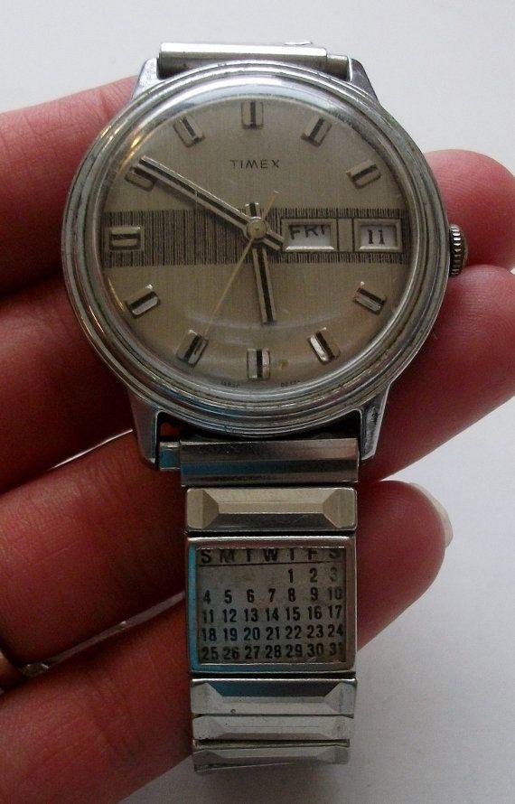 Mens timex vintage
