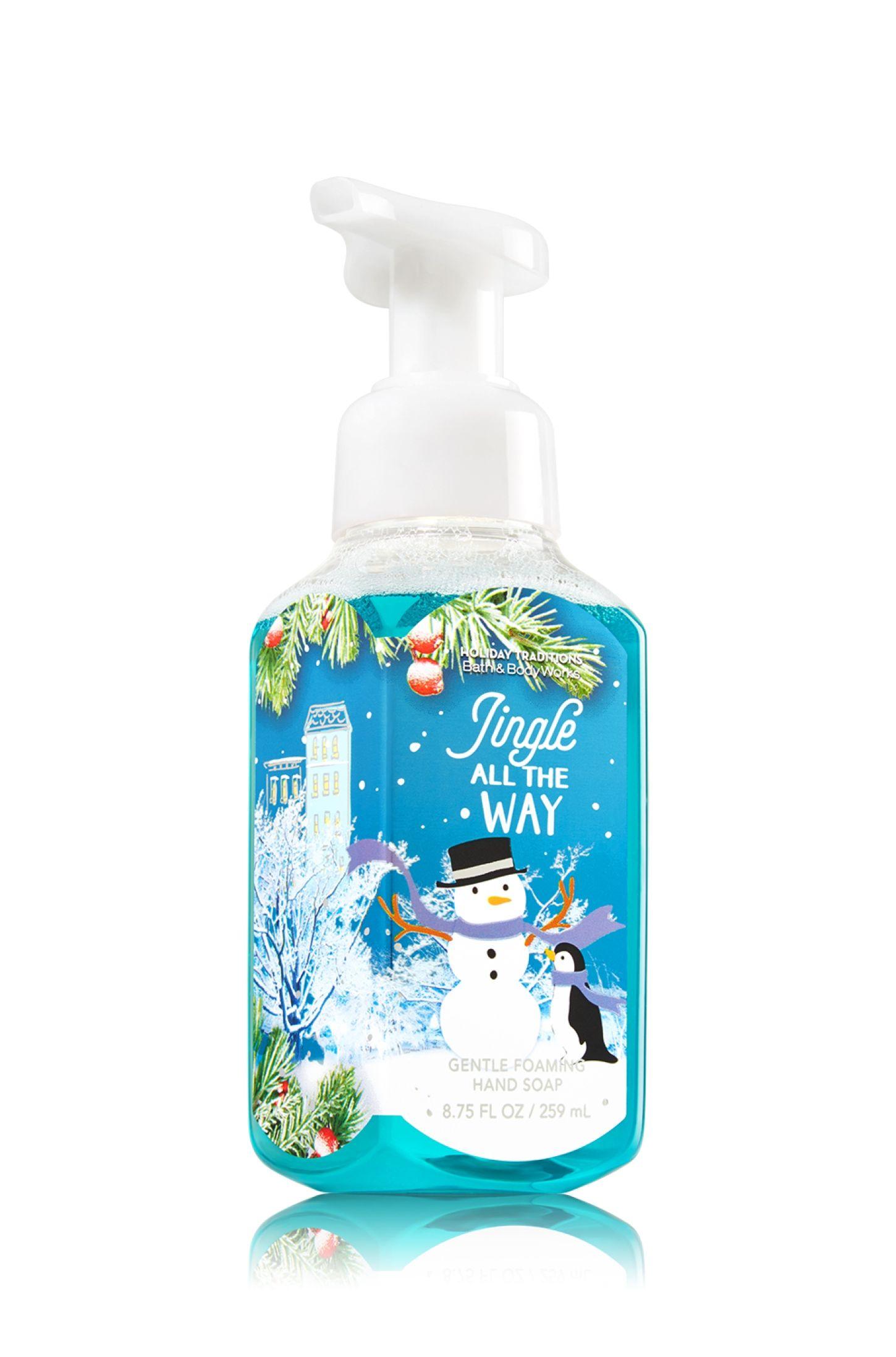 Jingle All The Way Gentle Foaming Hand Soap - Soap/Sanitizer - Bath ...