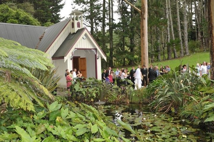 Where To Get Hitched In South Auckland