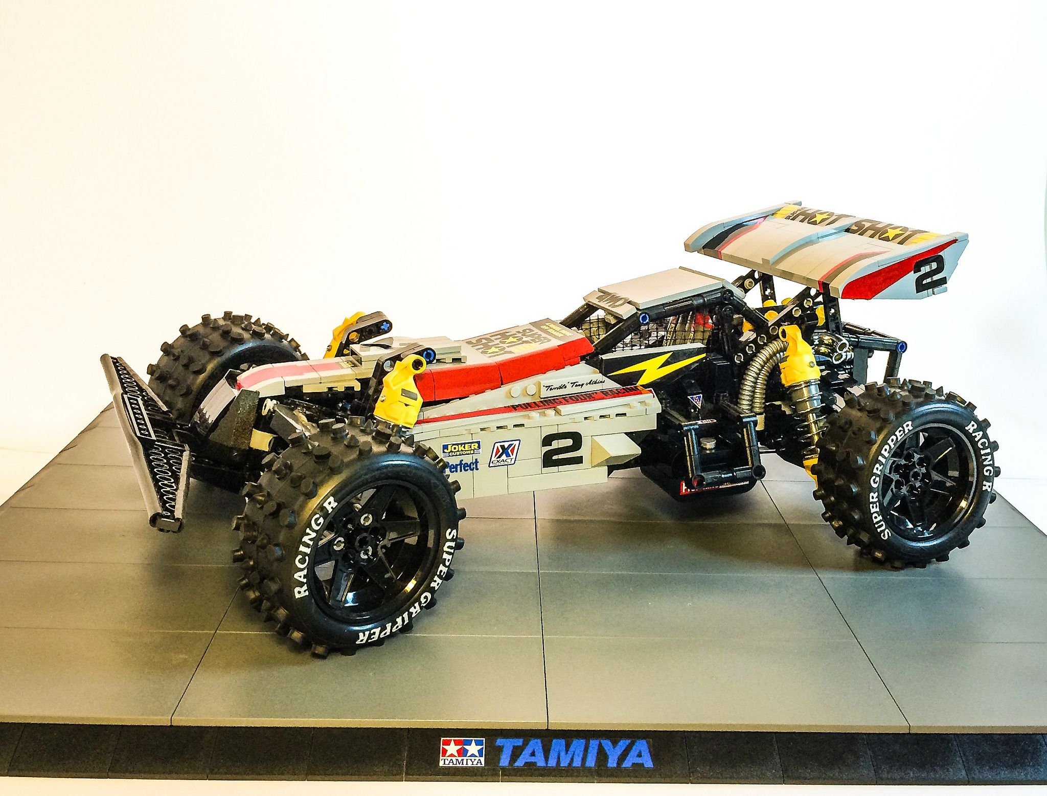 Lego Tamiya Super Hotshot