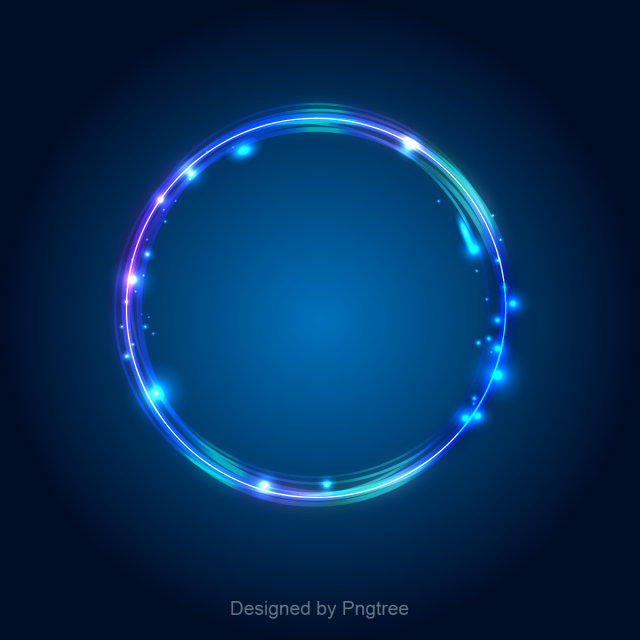Light Effect Border Blue Aperture Shiny Round Bezel Blue Light Light Effect Cr Iphone Background Images Studio Background Images Black Background Images