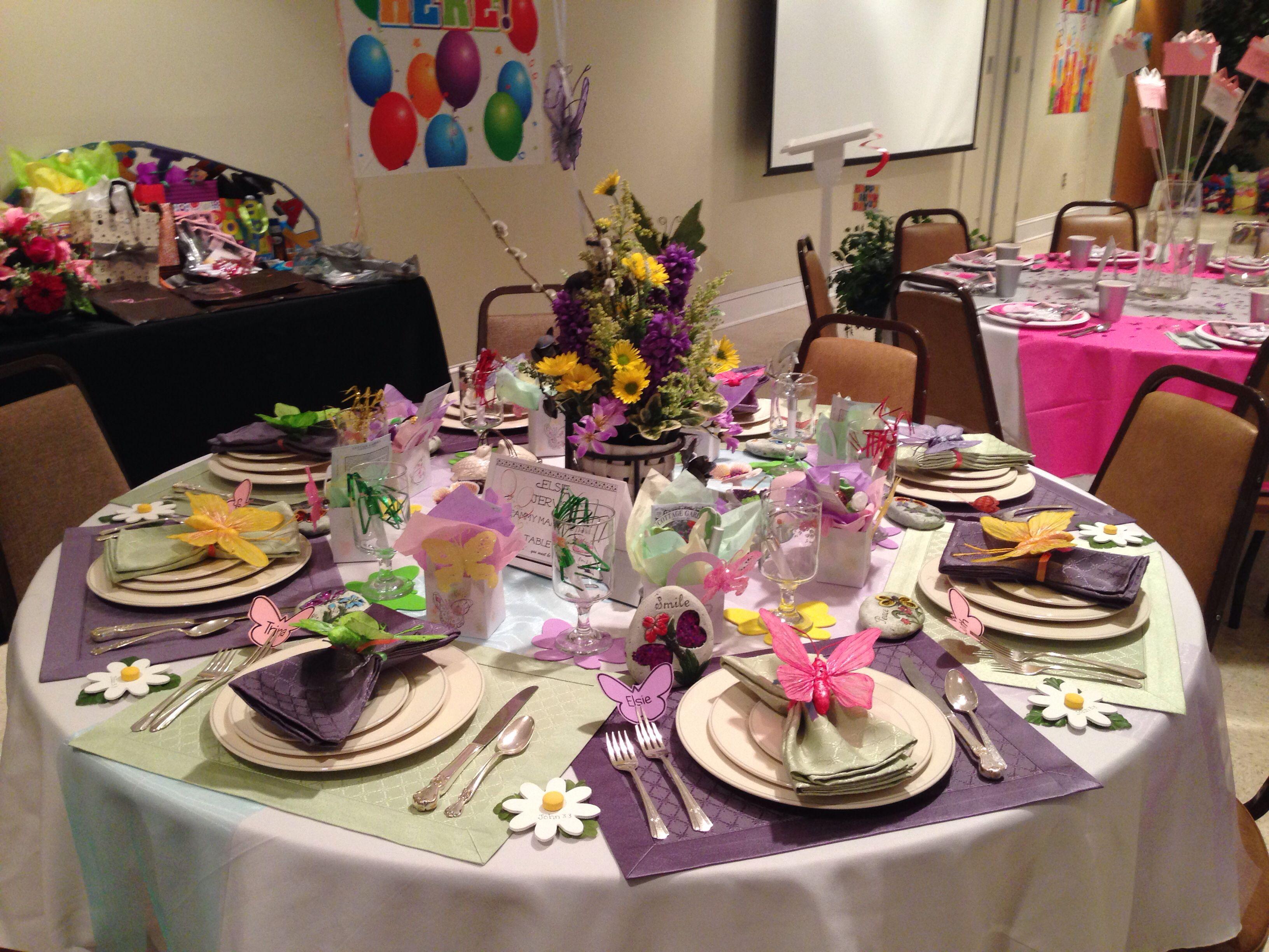 Parade Of Tables 2014 2014 Parade Of Tables Spiritual Birthday Celebration Pinterest
