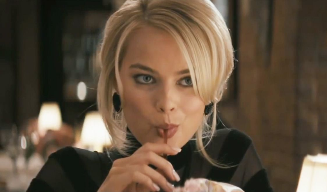 The Duchess Wolf Of Wall Street Side Bangs Actress Margot Robbie Margot Robbie Wolf Margot Robbie