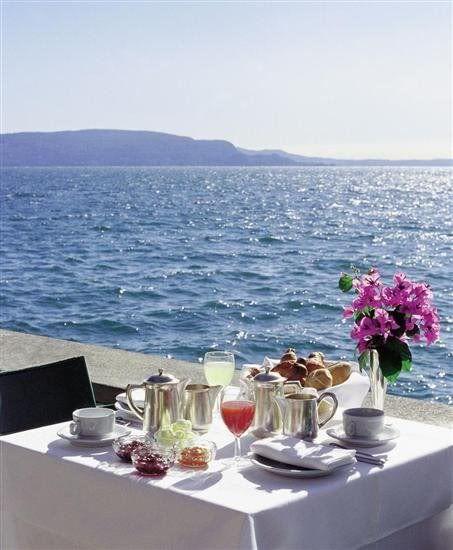 The Perfect Breakfast <3, Croatian Coast
