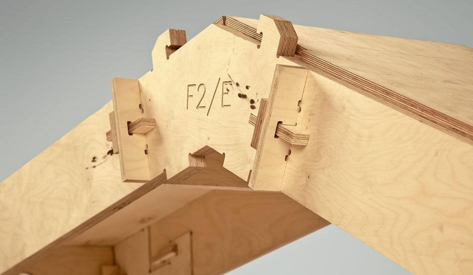 Open Source Bouwen Digital Fabrication Pinterest Architektur