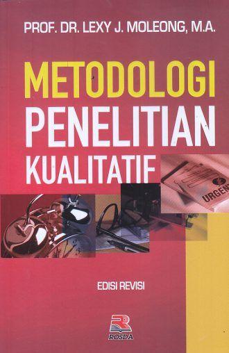 METODE KUALITATIF MOLEONG PDF DOWNLOAD