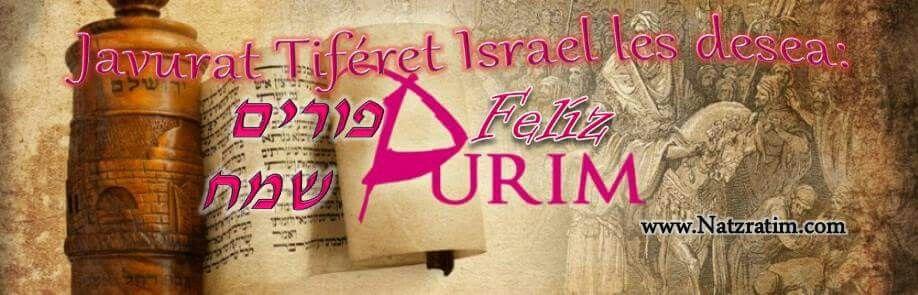 Para los q remeoraron hoy el #ayuno de #purim. Feliz Purim