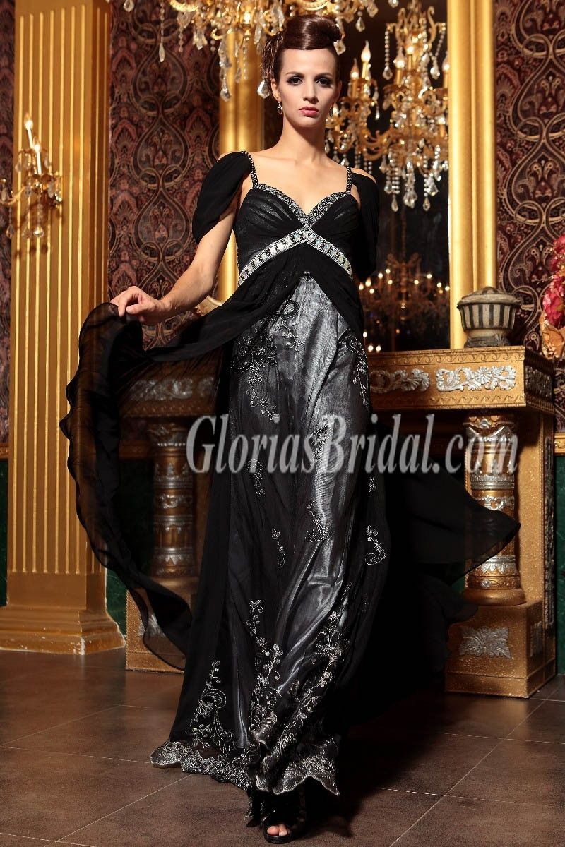 I like the black formal long dress pinterest dress prom prom
