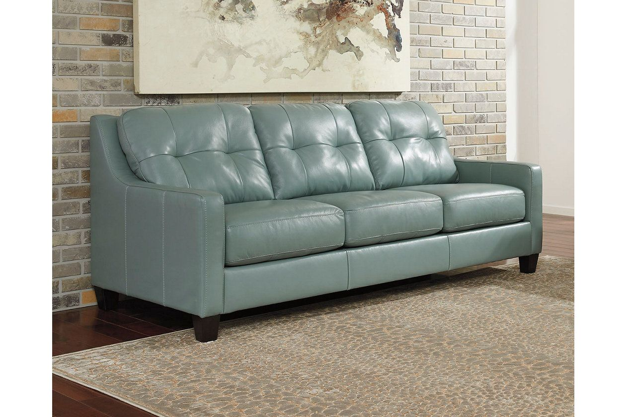 O\'Kean Sofa | Ashley Furniture HomeStore | Home in 2019 | Leather ...