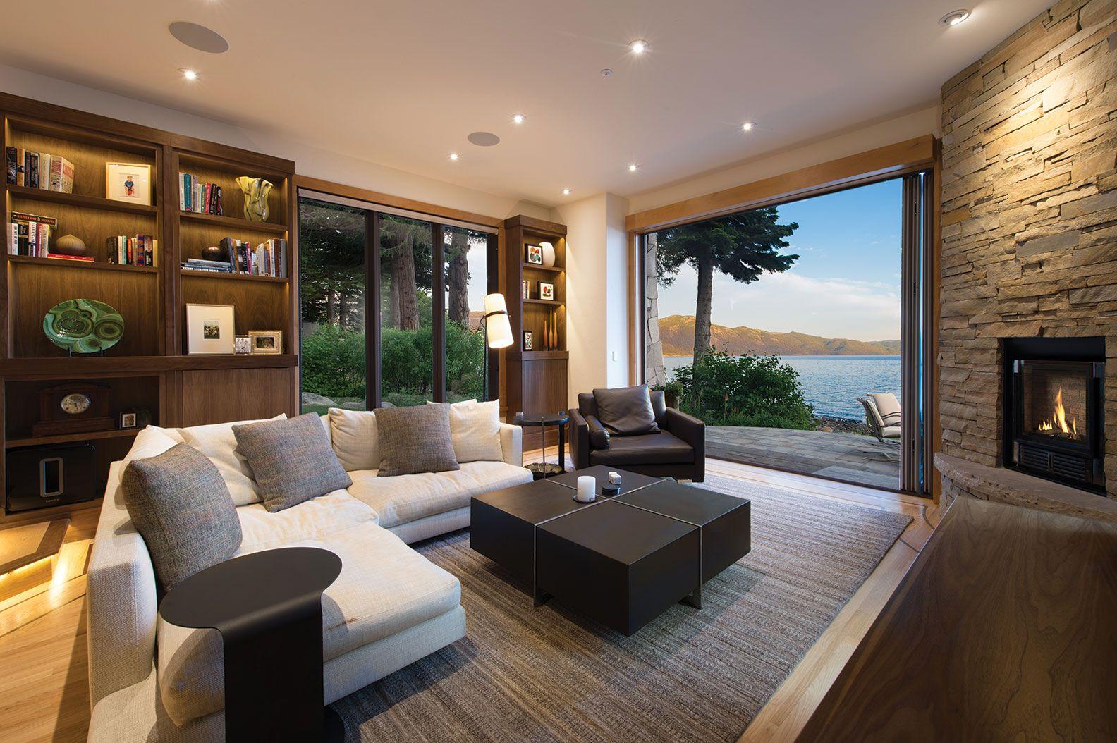 Village home interior design when their son wanted join the northstar california ski team a