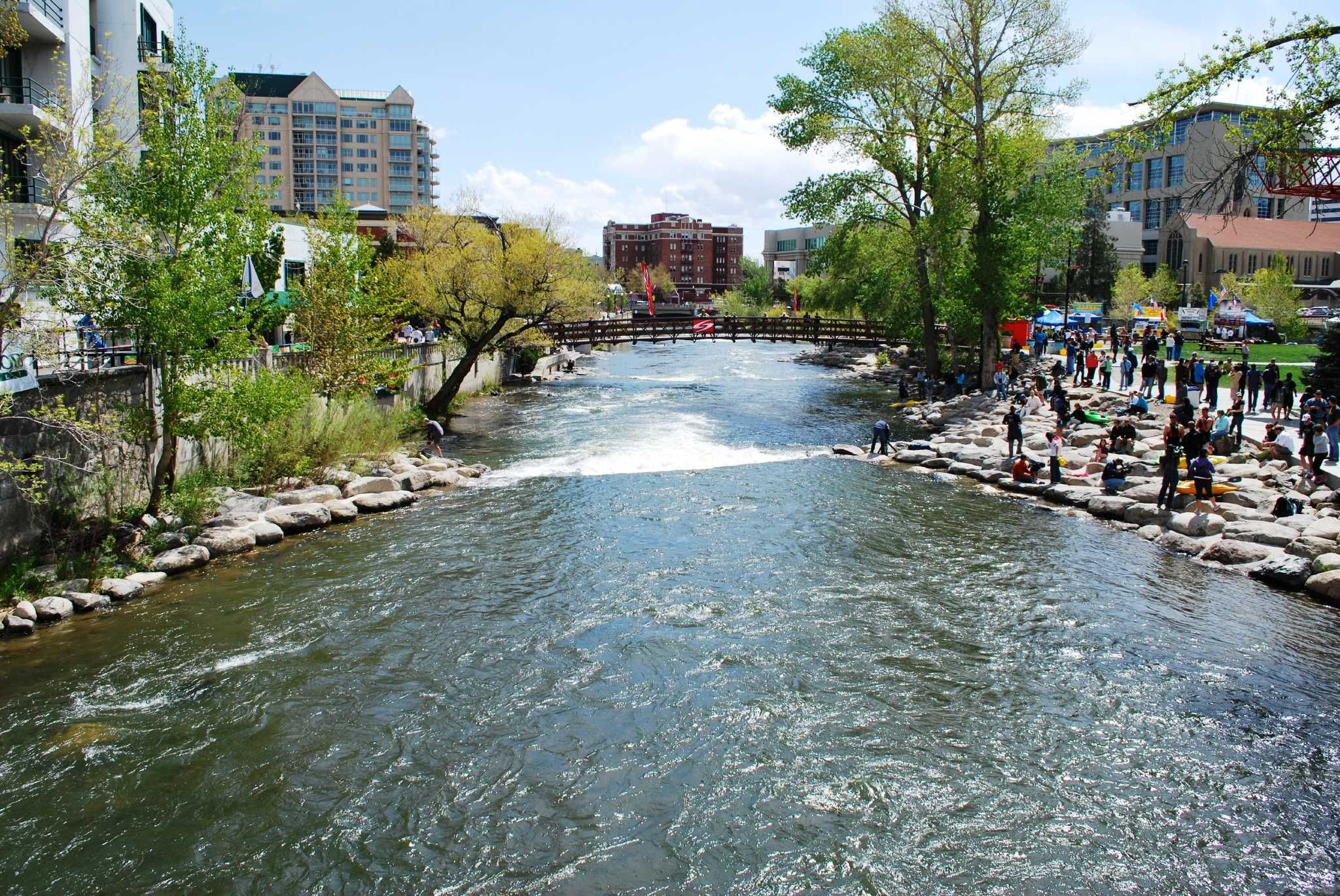 Three Places To Cool Your Jets In Northern Nevada Truckee River