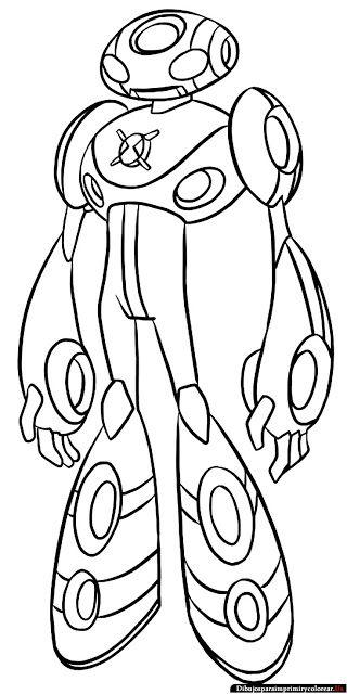Dibujosparaimprimirycolorear Us Dibujos Para Pintar Faciles Ben 10 Dibujos Ben 10 Alien Force