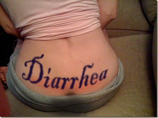 Worst tramp stamp tattoos pictures