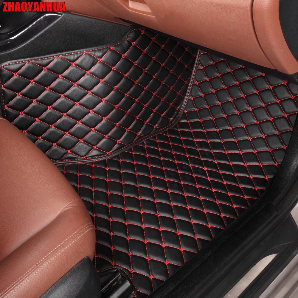 Zhaoyanhua Car Floor Mats Case For Peugeot 206 207 2008 301 307 Us 79 29 Car Floor Mats Fit Car Benz E Class