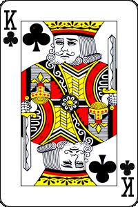トランプ旋風 トランプのキングにはモデルがいる Quizknock トランプアート トランプ カード類