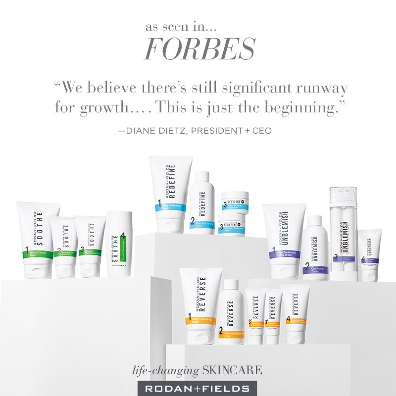 Free Press Success This Is Just The Beginning Rodan And Fields Regimen Rodan And Fields Rodan Fields Skin Care