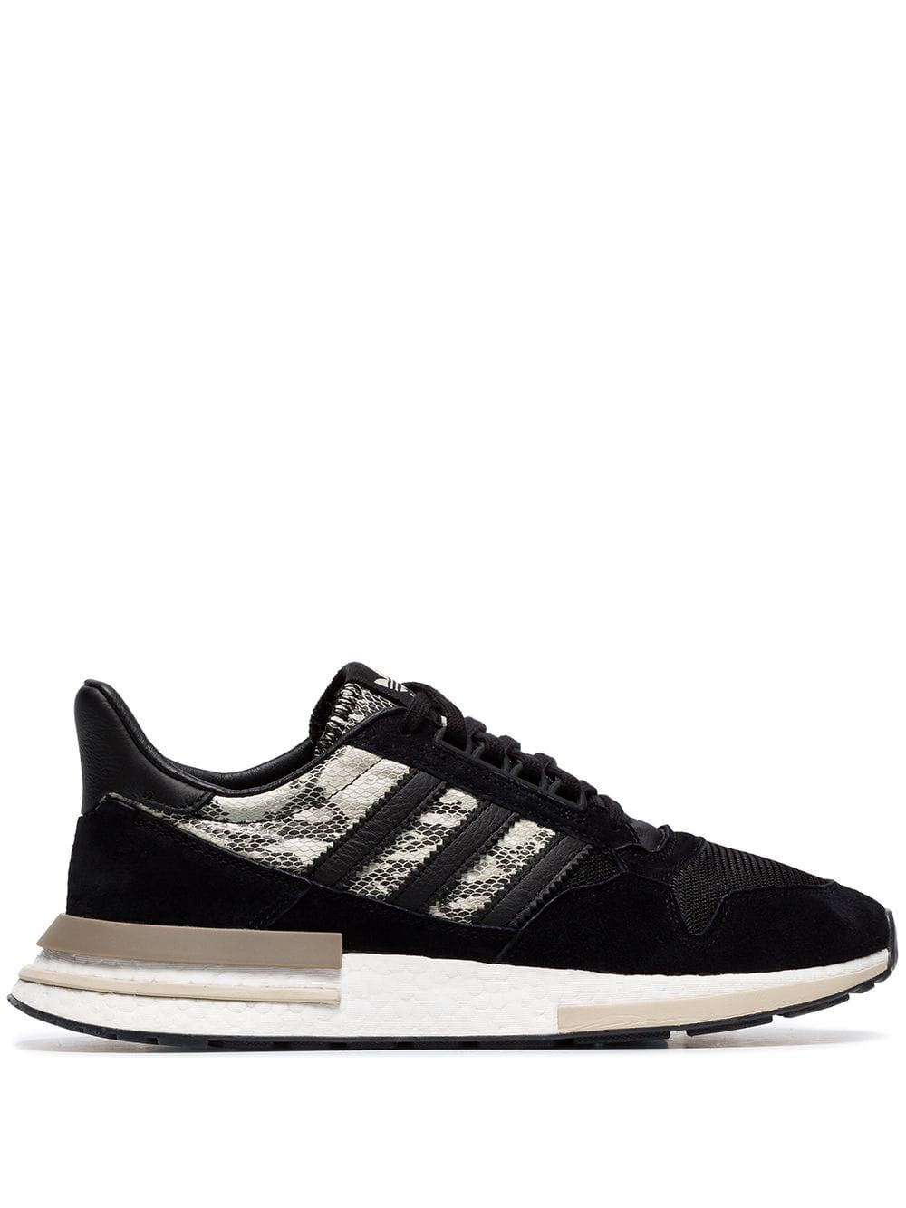 online retailer 78700 e04ce ADIDAS ORIGINALS ADIDAS BLACK ZX 500 SNAKE PRINT SUEDE LOW-TOP SNEAKERS.   adidasoriginals  shoes
